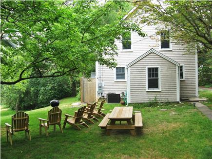 Brewster-North of 6A Cape Cod vacation rental - Fabulous family setting on quiet lane 2/10 mile to beach