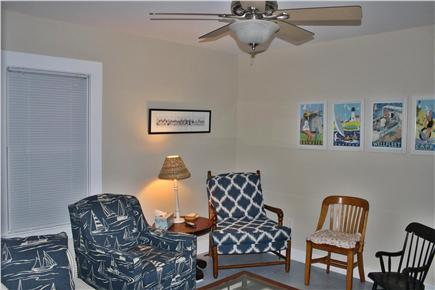 Brewster-North of 6A Cape Cod vacation rental - Living room, a little closer look