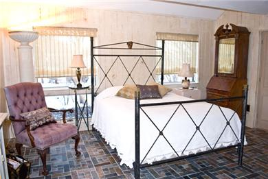 Chatham Cape Cod vacation rental - First floor Bedroom with temperpedic mattress