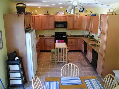 Harwichport Cape Cod vacation rental - Gourmet kitchen with 2 dishwashers