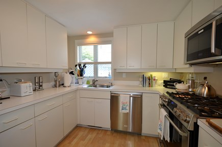New Seabury, Mashpee New Seabury vacation rental - Well appointed kitchen with stainless steel appliances.