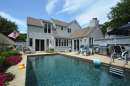 New Seabury, Mashpee New Seabury vacation rental - Summer fun at its best! Attention to detail for your comfort.