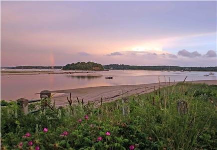 Onset MA vacation rental - ''View of Onset Bay''
