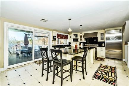 Centerville Centerville vacation rental - Gourmet Chef's Kitchen- Granite, 6 Burner Commercial Stove