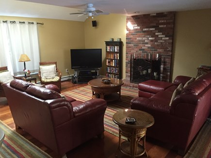 New Seabury New Seabury vacation rental - Living Room with Flat Panel Television and DVD Surround