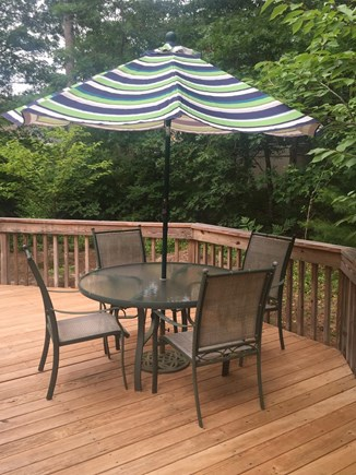 New Seabury Cape Cod vacation rental - Outside Dining