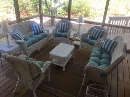 New Seabury New Seabury vacation rental - Screen Porch
