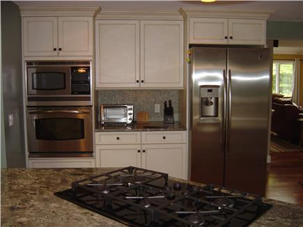 New Seabury New Seabury vacation rental - Stainless steel appliances with 5 burner 36'' gas cooktop