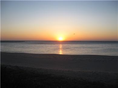 Chatham Cape Cod vacation rental - End of a perfect day at the beach