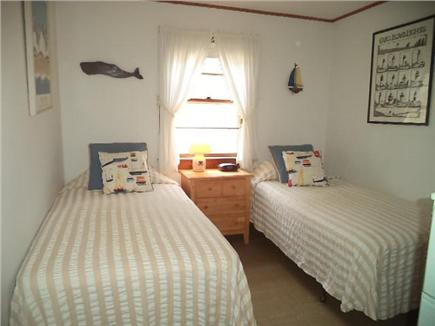 Chatham Cape Cod vacation rental - Second twin bedroom.  All have window ACs.