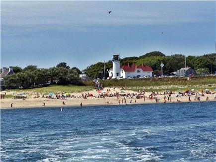 Chatham Cape Cod vacation rental - Lighthouse Beach & Chatham USCG Station 2.5 miles east
