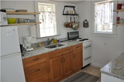 Wellfleet Cape Cod vacation rental - New kitchen