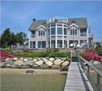 Click here to see a video of this Dennis vacation rental.