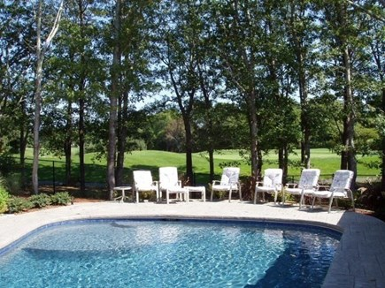 New Seabury New Seabury vacation rental - Pool and wonderful Golf course view