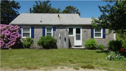 East Orleans - Nauset Heights Cape Cod vacation rental - Front with outside shower.