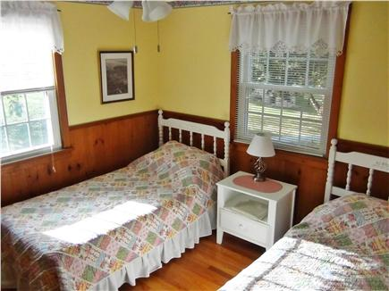 East Orleans - Nauset Heights Cape Cod vacation rental - Bedroom #3 Two Twin Beds