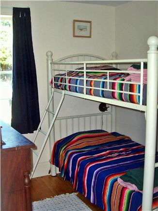 East Orleans Cape Cod vacation rental - Twin bunk beds - perfect for kids