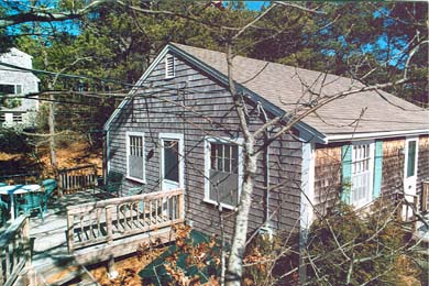Wellfleet Cape Cod vacation rental - Wellfleet Vacation Rental ID 13482