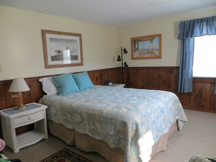 Centerville Centerville vacation rental - Queen size bed in master bedroom