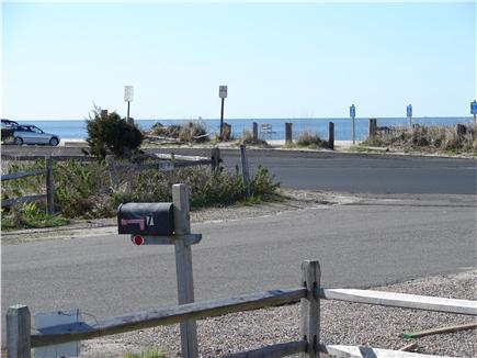 Centerville Centerville vacation rental - Beach is just steps from our front door!