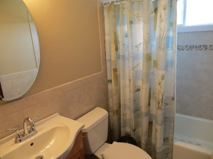 Centerville Centerville vacation rental - Recently tiled bathroom