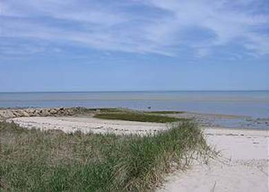 Brewster Cape Cod vacation rental - Private association beach just .1 mile away!