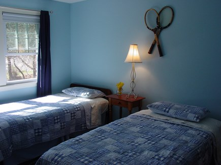 Chatham Cape Cod vacation rental - Bedroom with two twin beds
