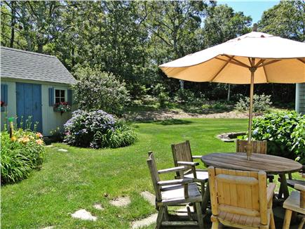 Chatham Cape Cod vacation rental - Sit and enjoy and afternoon drink or morning coffee