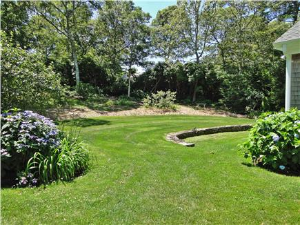 Chatham Cape Cod vacation rental - Room to play in the back yard