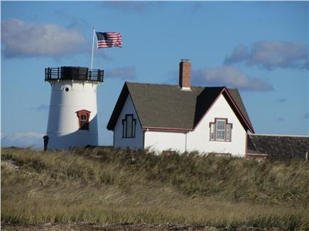 Chatham Cape Cod vacation rental - Walk Hardings Beach to private lighthouse at the harbor entrance
