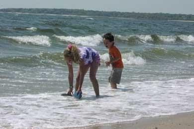 Chatham Cape Cod vacation rental - Hardings Beach, a Kids' Paradise!