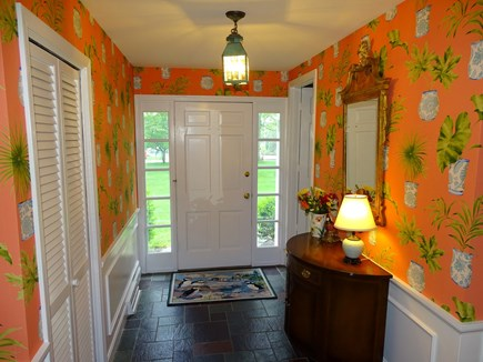 Chatham Cape Cod vacation rental - Welcome! Entry way leads to living room