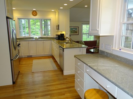 Chatham Cape Cod vacation rental - New open kitchen for people who love to cook yet be with family
