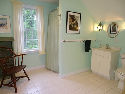 Chatham Cape Cod vacation rental - Upstairs spacious bathroom with shower