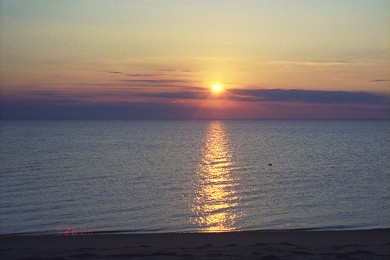 North Eastham Cape Cod vacation rental - Enjoy the sunset from one of the private beaches