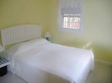 North Eastham Cape Cod vacation rental - Bedroom 2-queen bed ceiling fan, AC