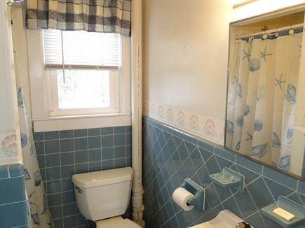 Dennis Port Sea Street Beach Cape Cod vacation rental - Bathroom with shower