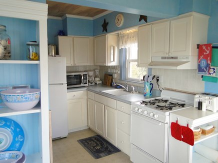 Dennis Port Sea Street Beach Cape Cod vacation rental - Kitchen with all necessities