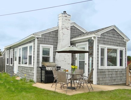 Dennis Port Sea Street Beach Cape Cod vacation rental - Beach cottage overlooking Sea Street Beach