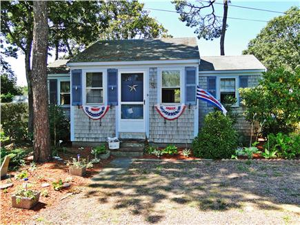 Dennisport Cape Cod vacation rental - Welcome to our Cape Cod Cottage, just steps to the pool!