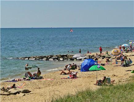Dennisport Cape Cod vacation rental - Sea Street Beach - 10 minute walk