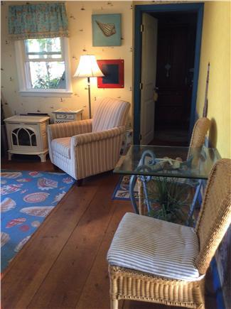 Dennisport Cape Cod vacation rental - Two sitting areas