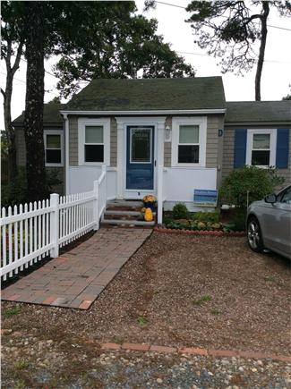 Dennisport Cape Cod vacation rental - Welcome to our charming Cape Cottage, just steps to the pool!