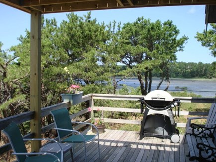 Wellfleet Cape Cod vacation rental - Grill any one?