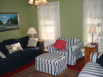 Wellfleet Cape Cod vacation rental - Living room.