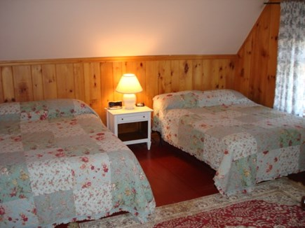 Wellfleet Cape Cod vacation rental - An upstairs bedroom.