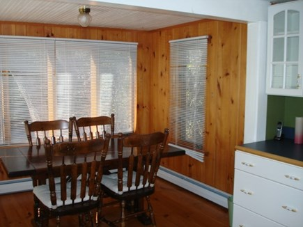 Wellfleet Cape Cod vacation rental - Second full kitchen in home with a third inside eating area.