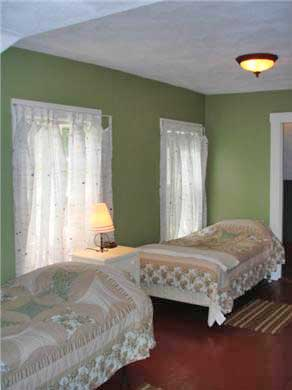 Wellfleet Cape Cod vacation rental - One of the 5 bedrooms, this one is on the 2nd flr