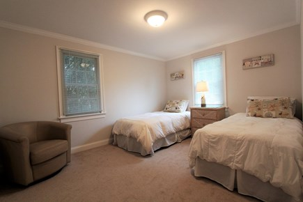 Barnstable Cape Cod vacation rental - Twin Bedroom, Closet - 1st Floor