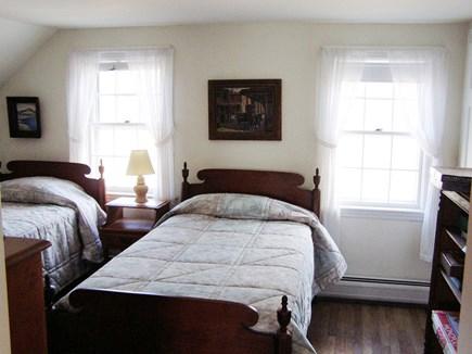 Wellfleet (National Seashore) Cape Cod vacation rental - Second floor Twin Bedroom